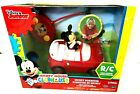 Disney Junior Mickey Mouse Roadster 27MHz Radio Control NEW ages 3+