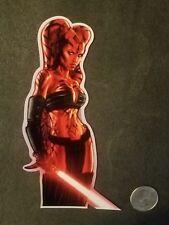 Darth Talon Star Wars Sticker Sith
