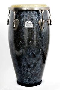 """Pearl Primero Pro 12"""" Conga Black Marble"""