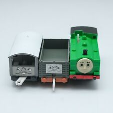 Thomas & Friends Duck Motorized and Toad SC RuffeyTrackmaster TOMY