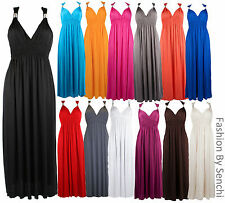 Unbranded Women's Synthetic Maxi Dresses
