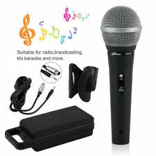 RMC-XLR Portable Wired Microphone High-End Metal DJ KTV Singing Handheld US