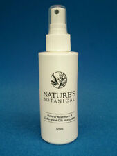 Nature's Botanical 125ml Spray - Natural Rosemary & Cedarwood Oils in a Lotion
