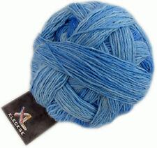 XL macchie sfumatura Schoppel Wolle 100g 2192 il blu dal cielo