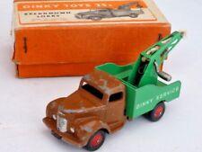 DINKY - 25x - BREAKDOWN LORRY - BOXED - 1949 -1954 VINTAGE