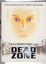 dvd Cofanetto THE DEAD ZONE First Season 1 Versione inglese Contiene 4 Dischi