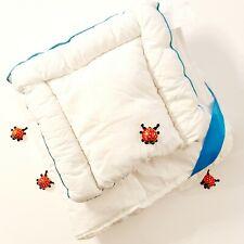 Baby Bettdecke und Kopfkissen