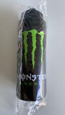 Monster Energy 32 oz Black Athletic Sports Water Bottle *SEALED* NEW!