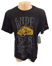 Fox Widebar Tech Cycling T-Shirt - Black - Medium