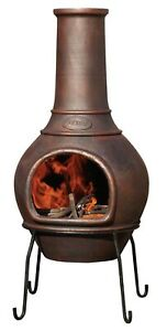 Atlantis Cast Iron Chiminea