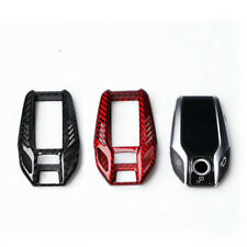 100% Carbon Fiber Car Key Case For BMW 5 6 7 8 Series G30 G32 G11 G12 G15