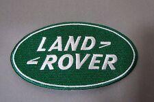 "LAND ROVER Iron-On British Automotive Car Patch 4"" Range Rover Evoque"
