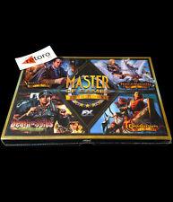 MASTERS OF GAMES ANTHOLOGY 11 GAMES Sherlock Holmes Drakensang PC ESPAÑOL NUEVO