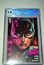 Batman Three Jokers #2 CGC 9.8 Variant Cover A Batgirl Fabok DC Comics!