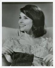 SUSAN STRASBERG PRETTY SMILING PORTRAIT DR KILDARE ORIGINAL 1962 NBC TV PHOTO