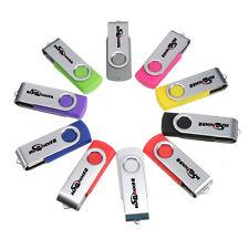 BESTRUNNER 8 G GO GB Clé USB 2.0 KEY Mémoire Flash Drive Pliable Pr Win 7/10 PC