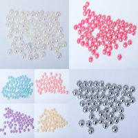4-6mm AB Iridescent Rhinestones Face Gems Card Making Embellishments Bling