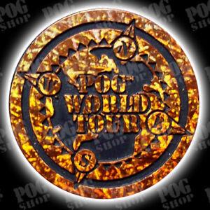 POGS 1995 USA POGPOURRI SERIES 3 WORLD TOUR KINI No.65 - VISIT POG SHOP