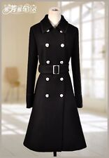 Unbranded Wool Blend Military Coats & Jackets for Women | eBay
