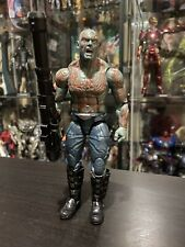 Marvel Legends Guardians Of The Galaxy Vol.2 Titus baf Drax Loose INCOMPLETE