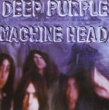 DEEP PURPLE MACHINE HEAD CD ALBUM (Remastered)