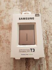 Samsung Portable SSD T3 2TB / *NEU&OVP* / MU-PT2T0B/EU