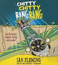 Chitty Chitty Bang Bang by Professor of Organic Chemistry Ian Fleming (CD-Audio, 2014)