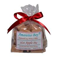 Hot Apple Pie Fragrance Scented Soy Candle Wax Melts - 8 OZ Bag - Wax Tarts
