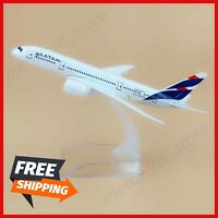 16cm Airplane Model Plane Air Chile LATAM Airlines Boeing 787 B787 Aircraft Gift
