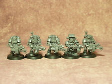 WARHAMMER 40K DEATHWATCH KILL TEAM x5 UNPAINTED L40