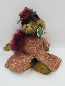 The Bearington Collection Collectible Series 'Lola' Teddy Bear (C1014)
