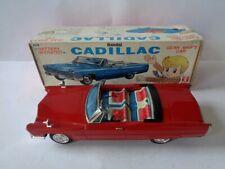 Bandai Cadillac Gear Shift Car with Box