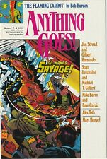 Anything Goes Set # 1 - 5 1986 Fantagraphics Hernandez Alan Moore Jack Kirby