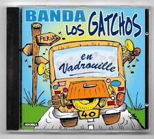 CD / BANDA LOS GATCHOS EN VADROUILLE / ALBUM 19 TITRES