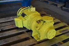 Baldor w/ HMD Kontro 1x1x6 7.5HP 35GPM motor w/ pump