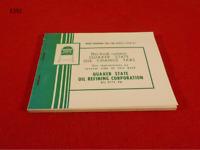 Vintage QUAKER STATE Motor Oil Booklet PA