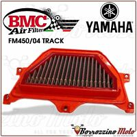 FILTRO DE AIRE PISTA RACING BMC FM450/04 TRACK NO RESTRICTOR YAMAHA 600 R6 2006