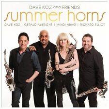 Summer Horns by Dave Koz (CD, Jun-2013, Concord)