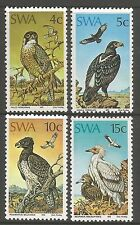South West Africa Birds Stamps