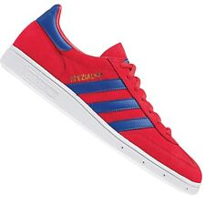 "ADIDAS SPEZIAL ""RARE""  Mens 8 Red Suede/Royal Stripe NEW w Tags samba hamburg"