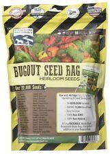 22,000 Heirloom Vegetables Emergency SURVIVAL SEED BANK Homesteading Prepper Bag