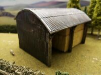 "Hornby Skaledale R9851 ""Country Dutch Barn"" OO gauge"