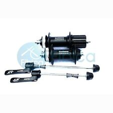 New Shimano Deore XT HB FH-M785 Front&Rear Hubs set M775 upgrade version