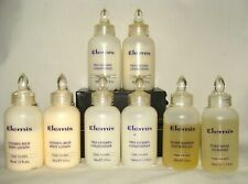 Lot 8 ELEMIS Time To Spa Shampoo Conditioner Body Lotion Shower Travel 1.7 Oz!