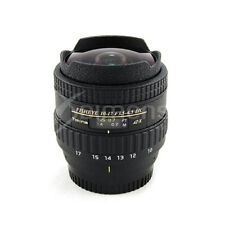 Tokina ATX 10-17mm f3.5-4.5 DX Fish Eye for Canon EF no hood Gift Ship From EU