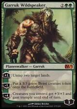GARRUK LINGUA SELVAGGIA - GARRUK WILDSPEAKER Magic M11 Mint