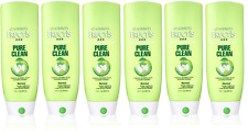 Garnier Fructis Pure Clean Conditioner, 13-Fluid Ounce (6 Pack)