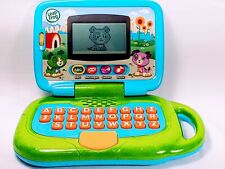 LEAPFROG MY OWN LEAPTOP LEARNING INTERACTIVE LAPTOP COMPUTER GREEN Works. Home