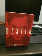 Dexter Cofanetto Dvd Stagioni 1-8 SERIE COMPLETA COME NUOVO Showtime serie tv