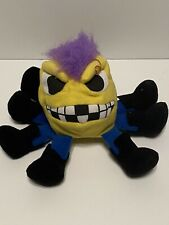 Meanies Beanie Babies Otis The Octopunk New With Tags Plush Series 1